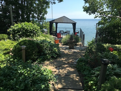 Waterfront Executive Family Cottage