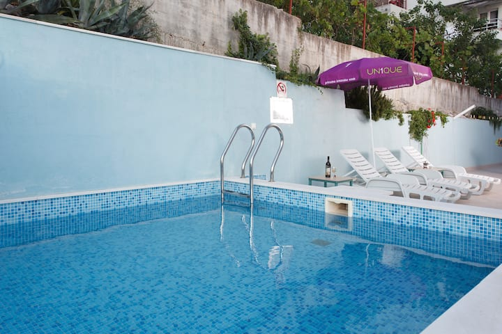 0. Apartment with pool, Trogir