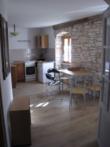 Appartement 2 for 6+1 persons  - Muntić - Apartamento