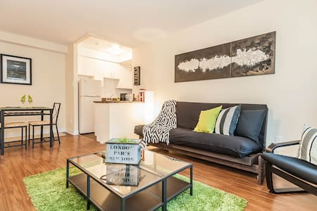 Classy Apartment-Beautiful Downtown - Montreal - Apartment