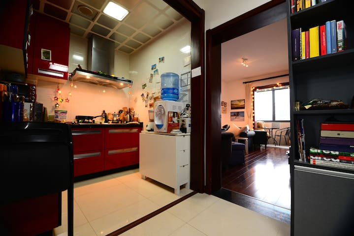 Cool apartment in French concession