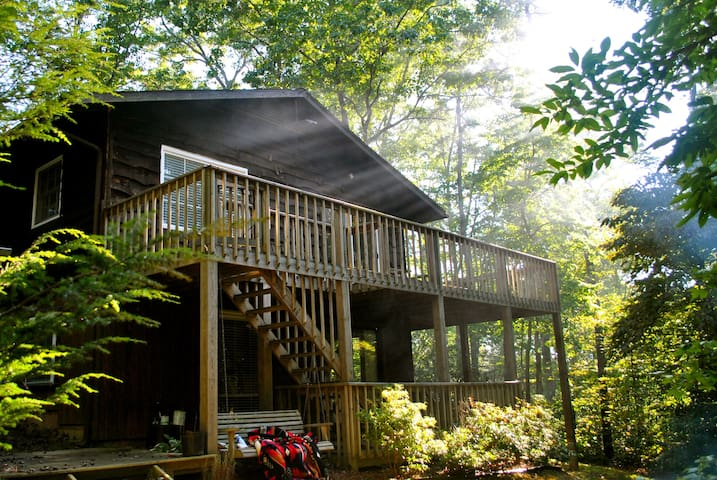 Artist Studio in the Blue Ridge Forest - Fairview - Cabana