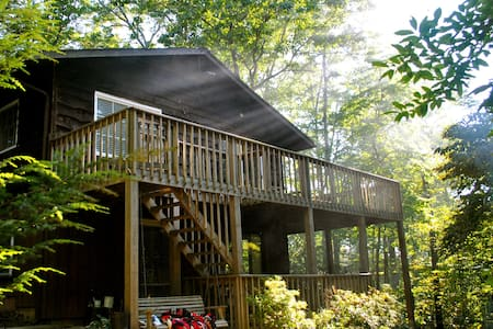 Artist Studio in the Blue Ridge Forest - Fairview