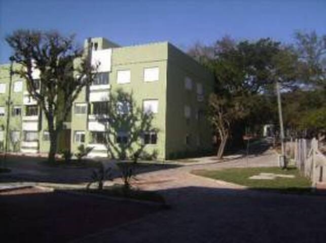 Bedroom with two beds for couple - Porto Alegre - Wohnung