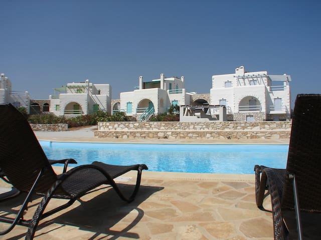 Archipelagos villas-Villa Xifara for 4 with pool