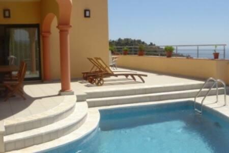 Magnifique villa/ piscine/ vue 200° - Castell-Platja d'Aro - Villa