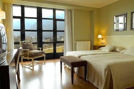 Habitación doble en Cerler - Apartment