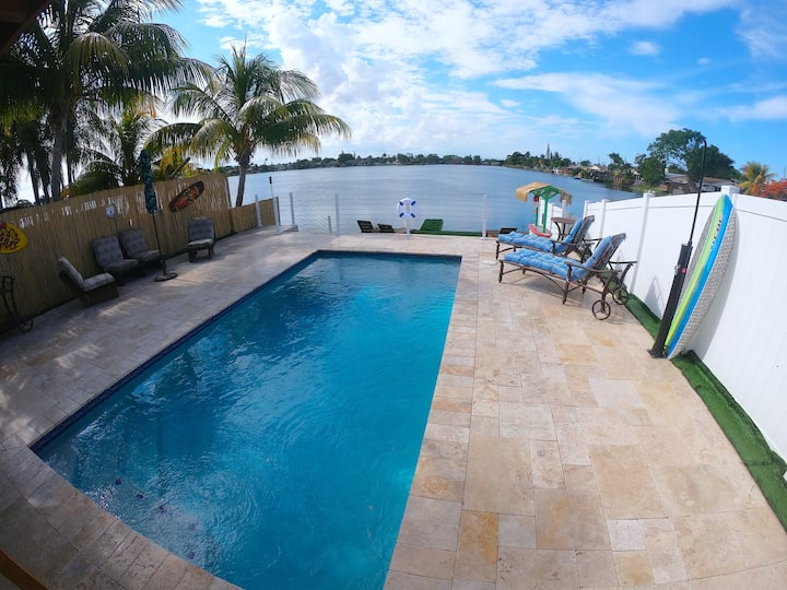 Tropical Oasis* Private Pool*LakeHouse