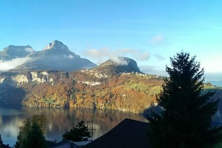 breathtaking view - Morschach