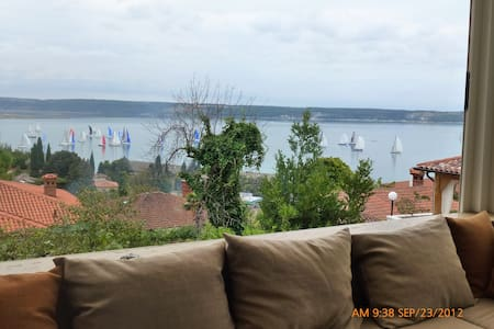 luxury master apartment VILLA SOLEI - Portorož