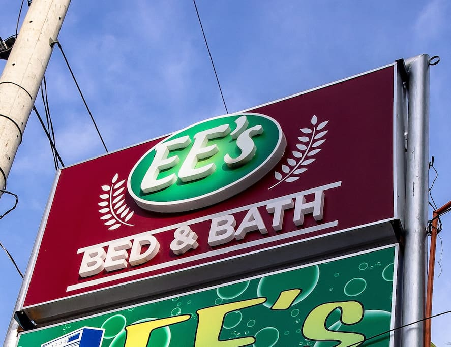 WELCOME TO EE'S BED & BATH