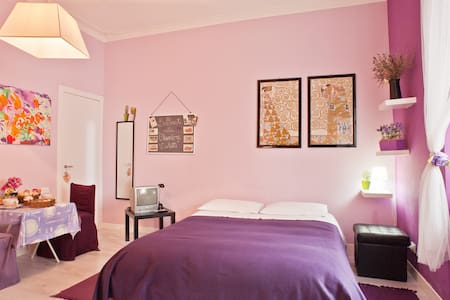 Chambre Violette (studio apt.) CA - Κάλιαρι - Διαμέρισμα