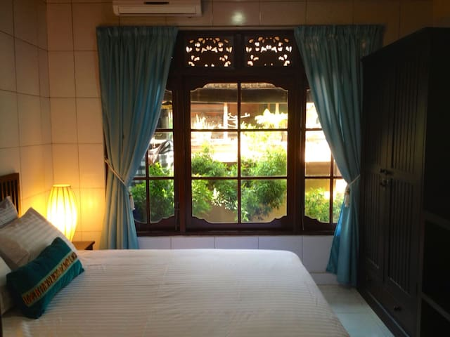 Cosy Apartment in Sanur - South Denpasar - Daire