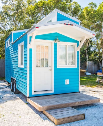 Tiny House SIesta- perfect tiny house for two!