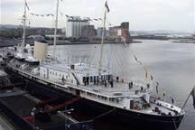 Royal Yacht Britannia Leith (15 minutes on bus)