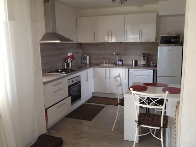 Agreable maisonnette Ouistreham - Ouistreham - Apartment