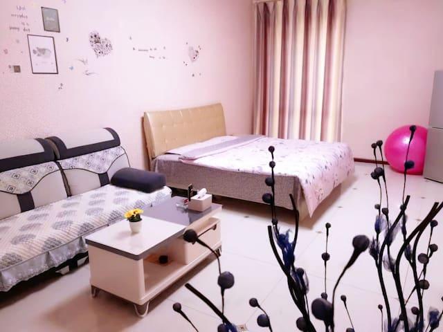 金域国际简约风格个人公寓