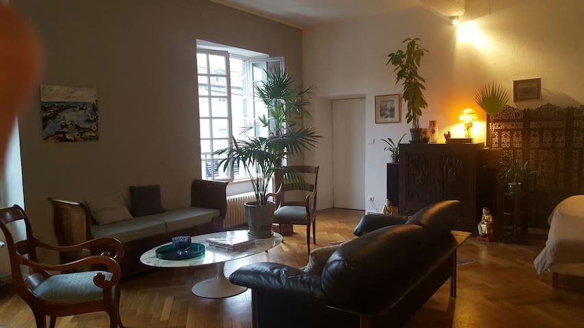 Chambre privée dans centre ville - Riom - Apartamento
