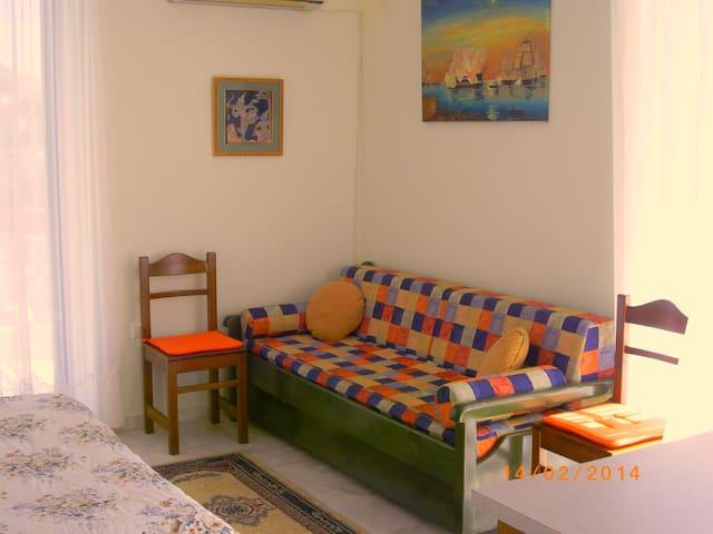 Areti-Maria Apartments - Μαυροβούνι - Pis