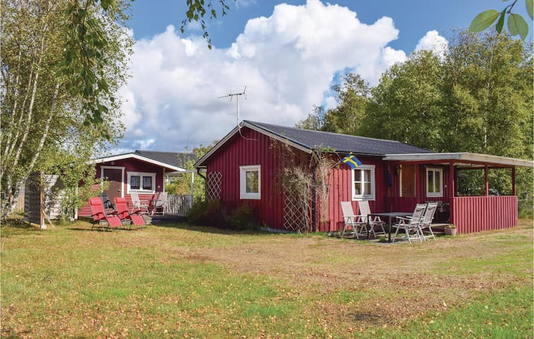 Holiday cottage with 2 bedrooms on 50m² in Skummeslöv
