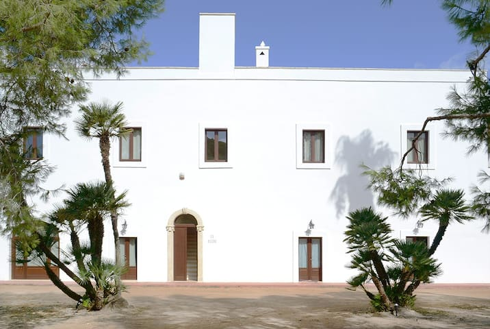 Tenuta Afra Appartamento Lu Farnaru - Squinzano - Leilighet
