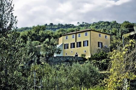 18th cent. country house - Calice ligure