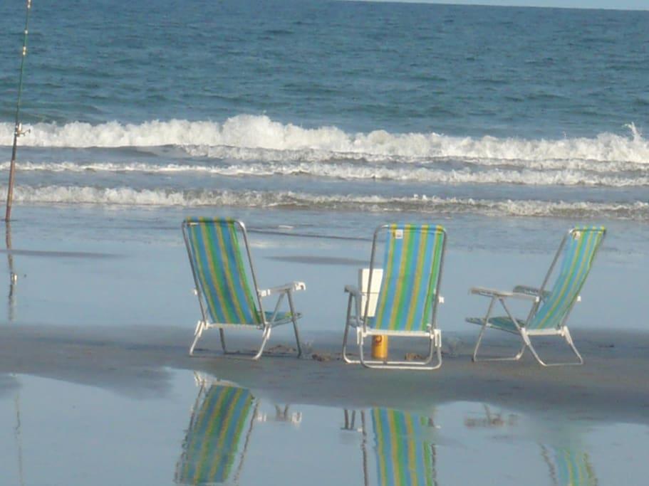 beauté de la plage