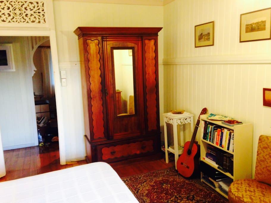 Double bedroom No 2