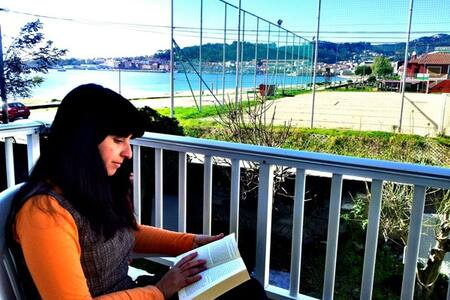 Hostal a pie de Playa con Wifi. - Cangas