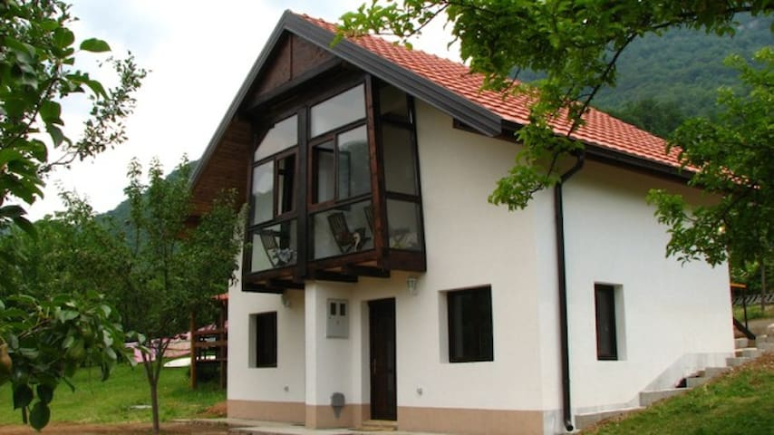 Accommodation in Pluzine - ZVONO - Pluzine