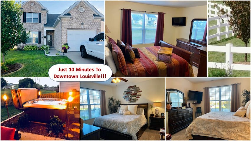 The Perfect Getaway w/ Hot Tub•WiFi•TV•Extras!