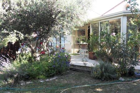villa quartier  residentiel  jardin piscine privee - Figanières - 別荘