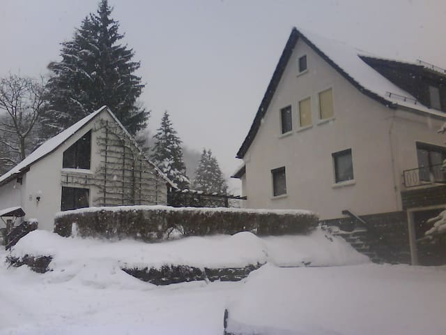 Einfamilienhaus in ruhiger Lage - Sohland - House