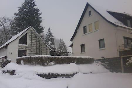 Einfamilienhaus in ruhiger Lage - Sohland