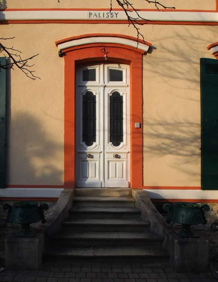 Maison d'hôtes Villa Palissy (2 chambres)