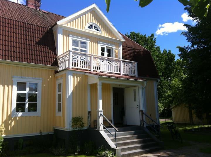 Vackert hus centralt i Karlstad