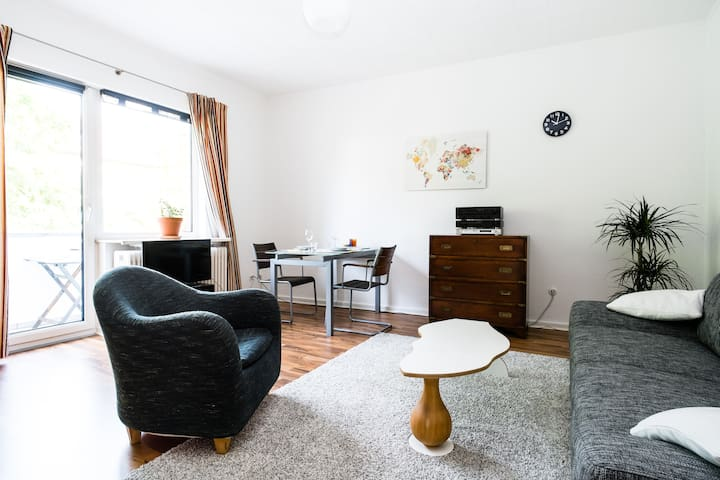 Quiet and sunny near Volkspark - Berlin - Apartment