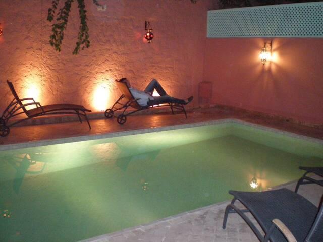 villa zohour - Marrakesh - Villa