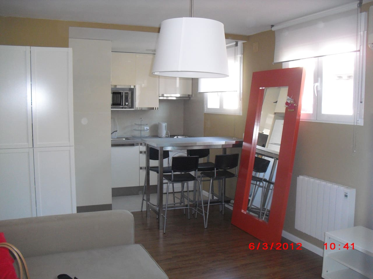 Lovely studio in Palacio Real area