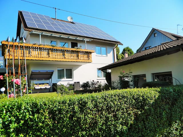 Ferien Wohnung Adam und Eva - Laufenburg - Leilighet