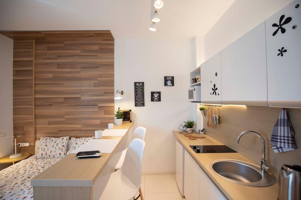 Apartment Classy Scala Studio photo 22453114