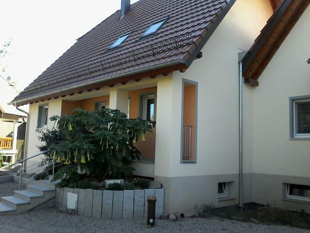 Appartement proche de Strasbourg - La Wantzenau - Ház