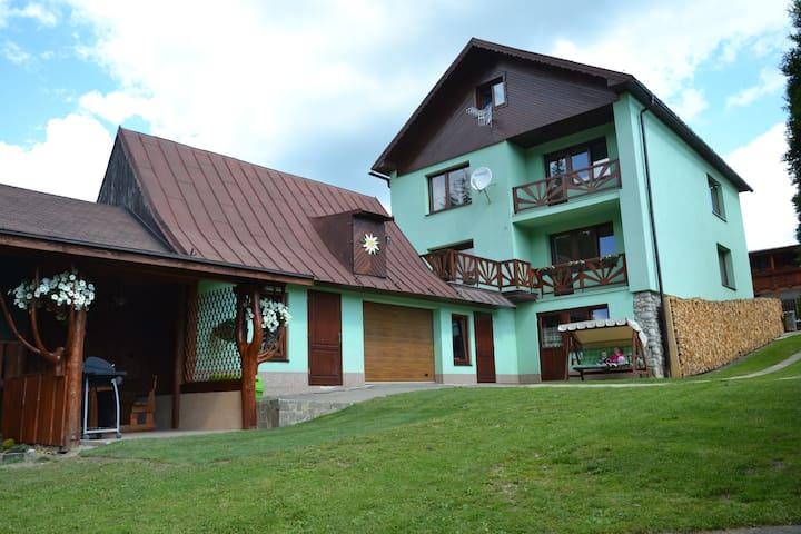 Rodinný privat - apartmán Marco - Ždiar - Apartamento