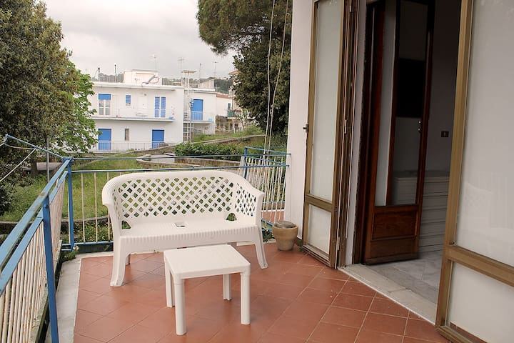 Lovely flat by the sea and spa - Pozzuoli - Pis