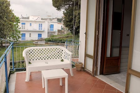 Lovely flat by the sea and spa - Pozzuoli - Appartement