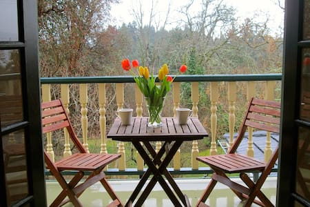 Romantic Suite Mount Newton Cottage - Saanichton - B&B/民宿/ペンション
