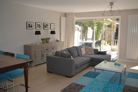 Family house with private parking  - Heemstede