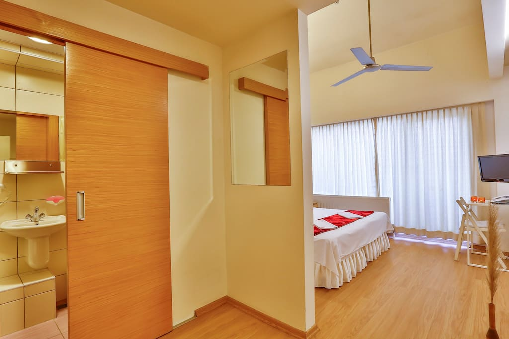 Superior Double room Balcony and Aircondition