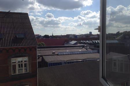 Charming apartment in Aarhus
