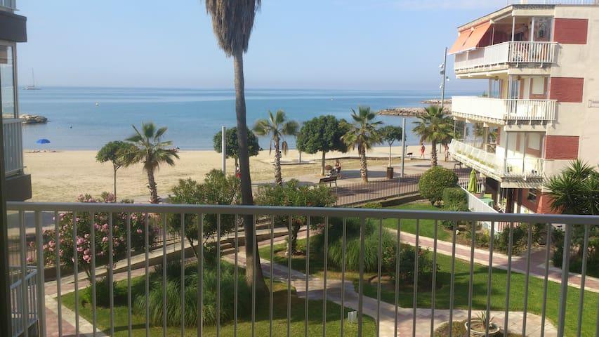 Apartamento primera linia de mar  - Cambrils